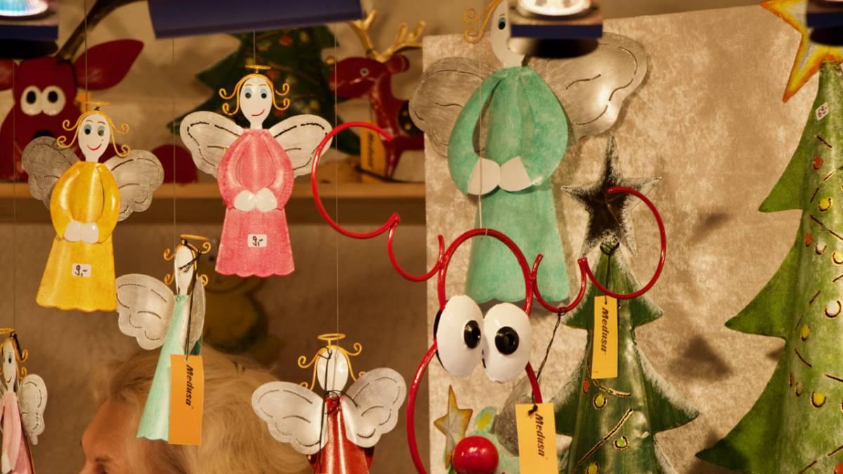 weihnachtsmarkt engel 1
